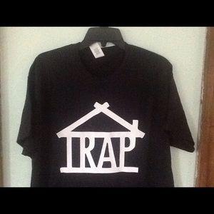 Trap House T-shirt New Hip hop